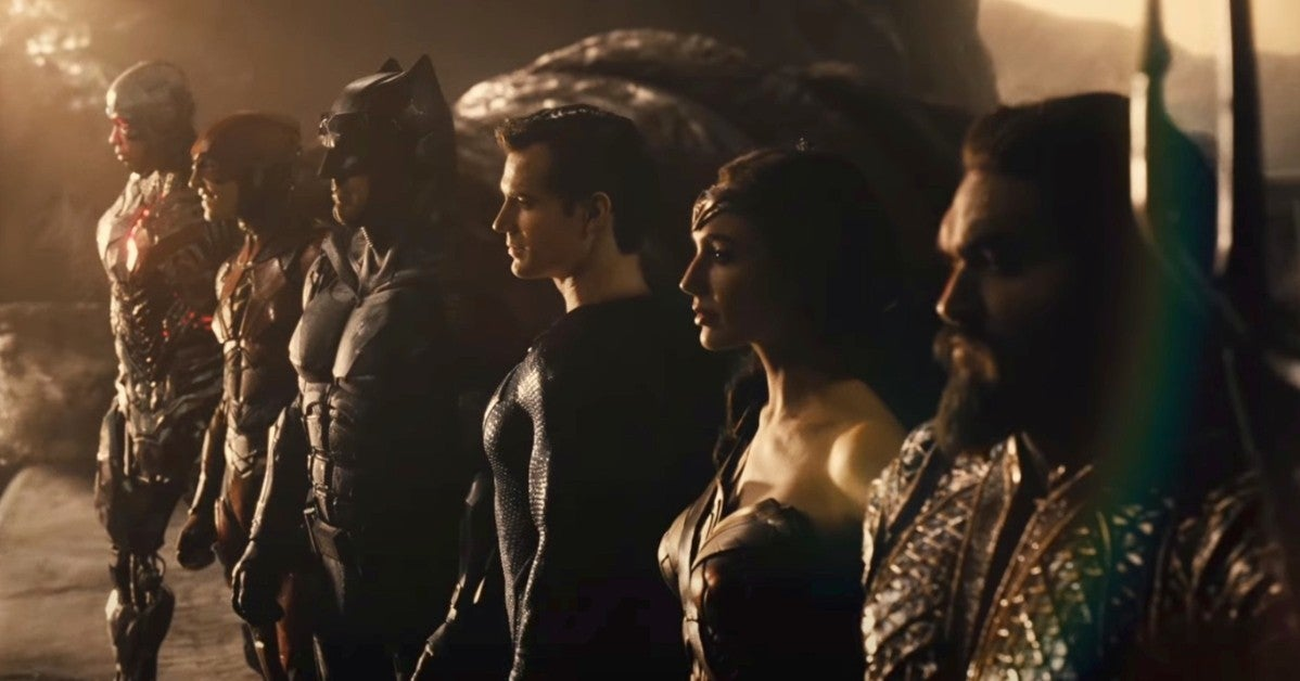 Zack Snyders Justice League One Month Teaser