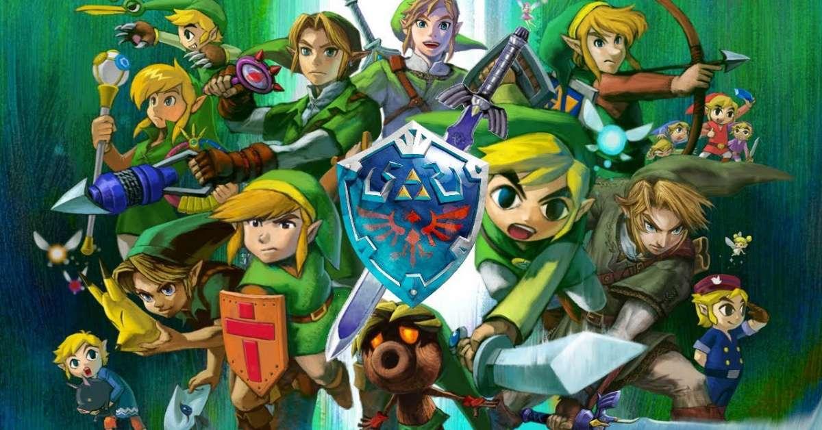 Zelda Anniversary