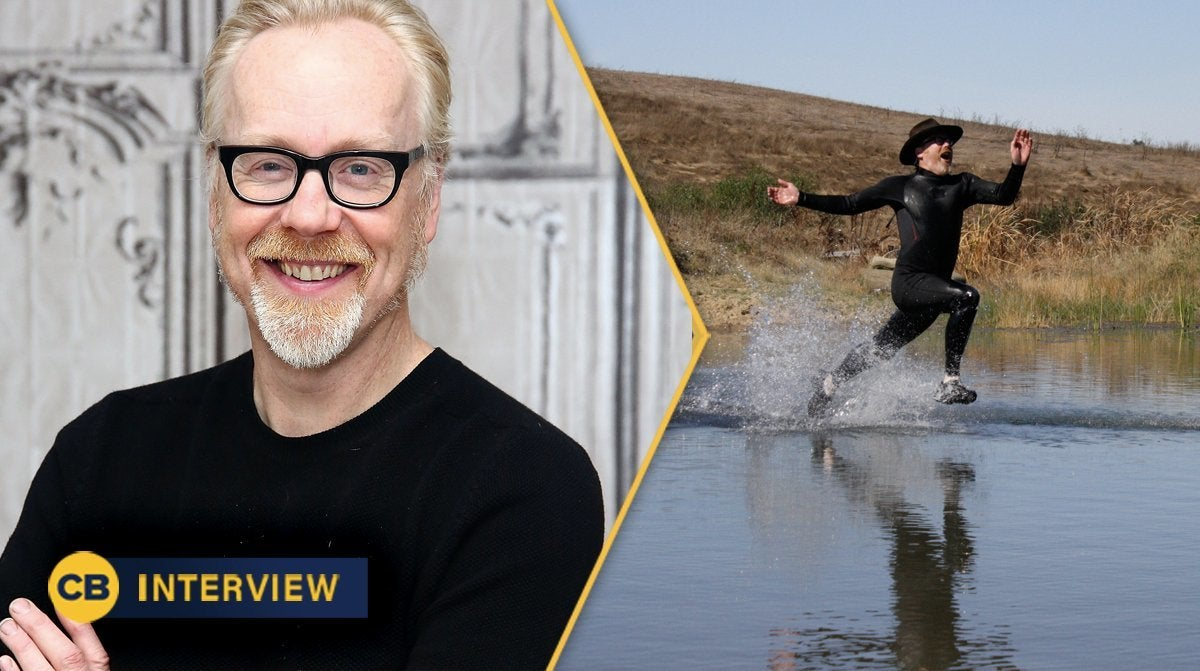 adam savage mythbusters