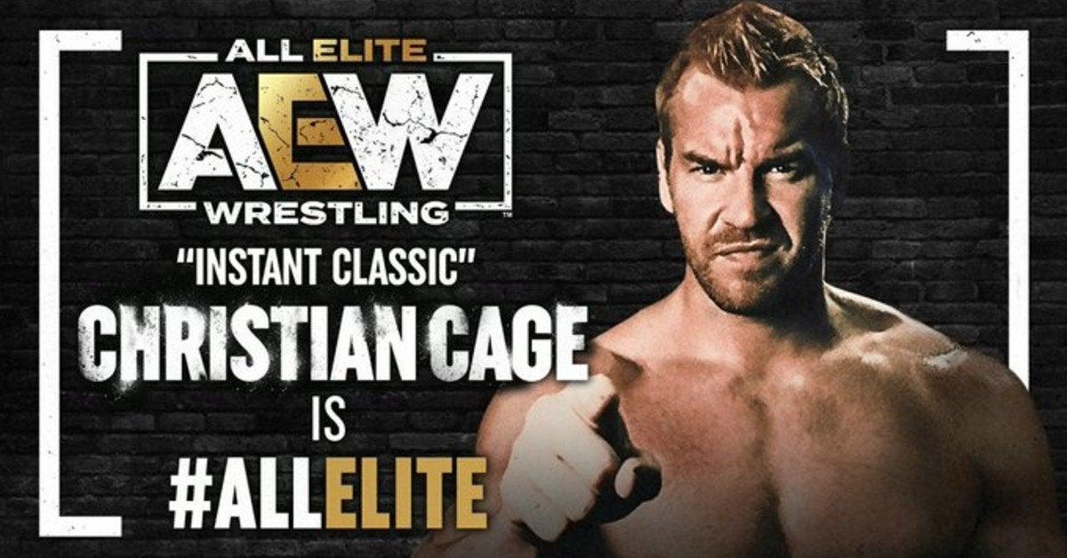 AEW-Revolution-Christian-Cage