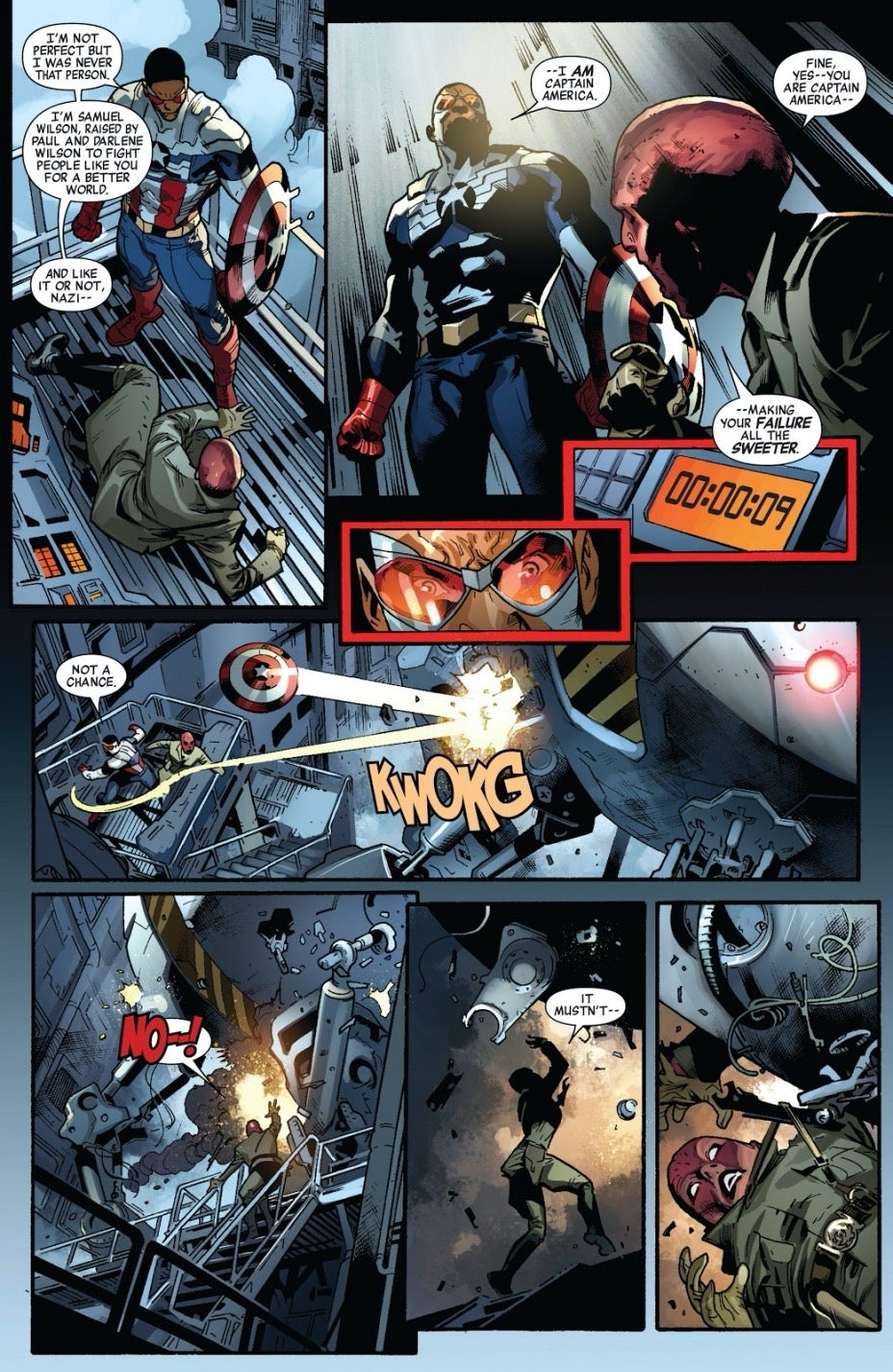 All-New Captain America Issue 3_Sam Sin
