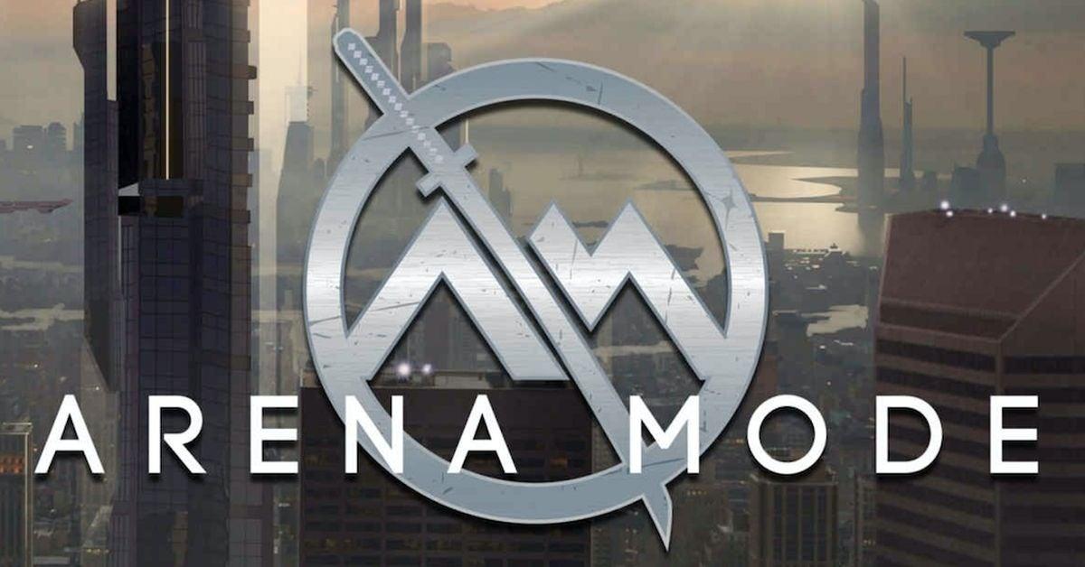 arena mode heavy metal TV series