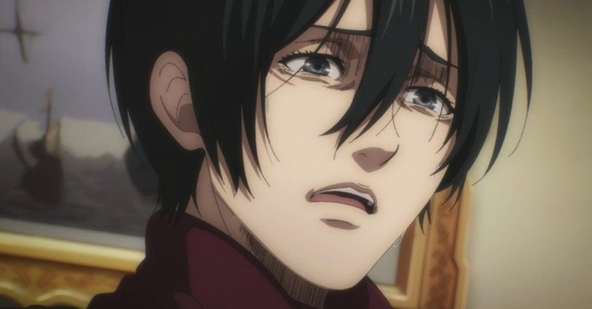 Attack On Titan Anime 73 Spoilers Mikasa Ackerman Origin Spoilers Revealed by Eren