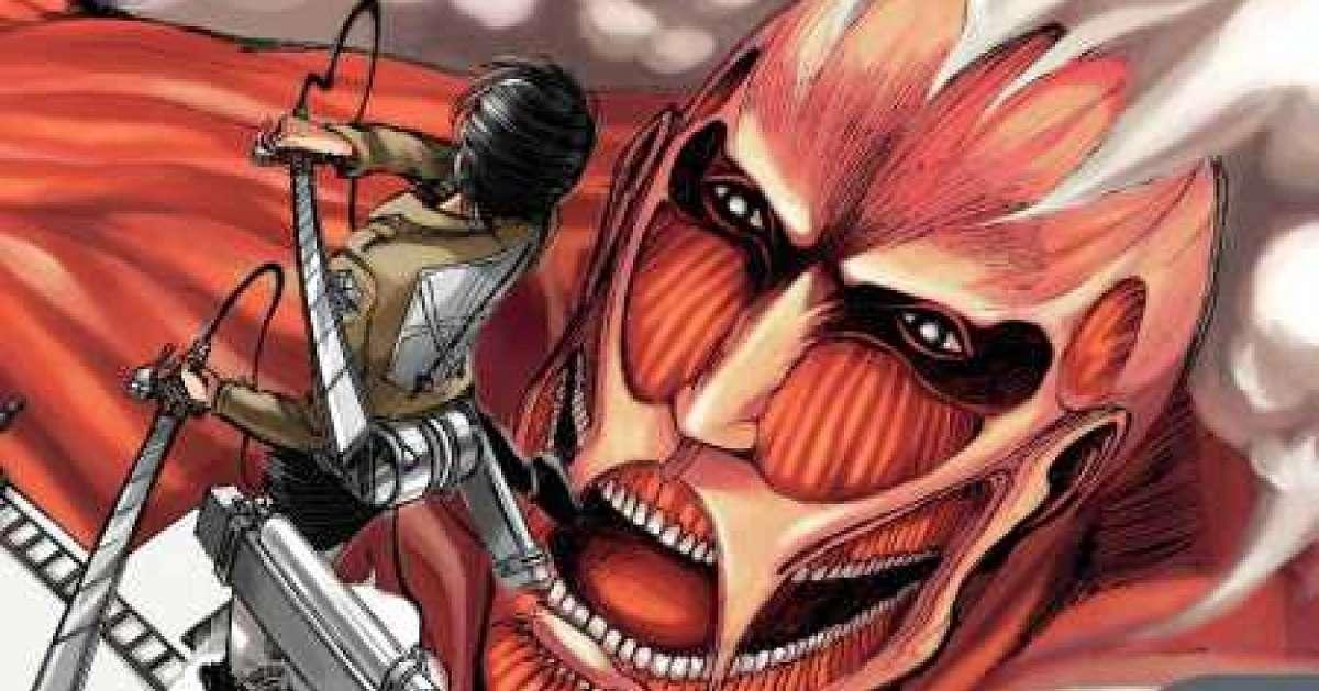Attack On Titan Kodansha