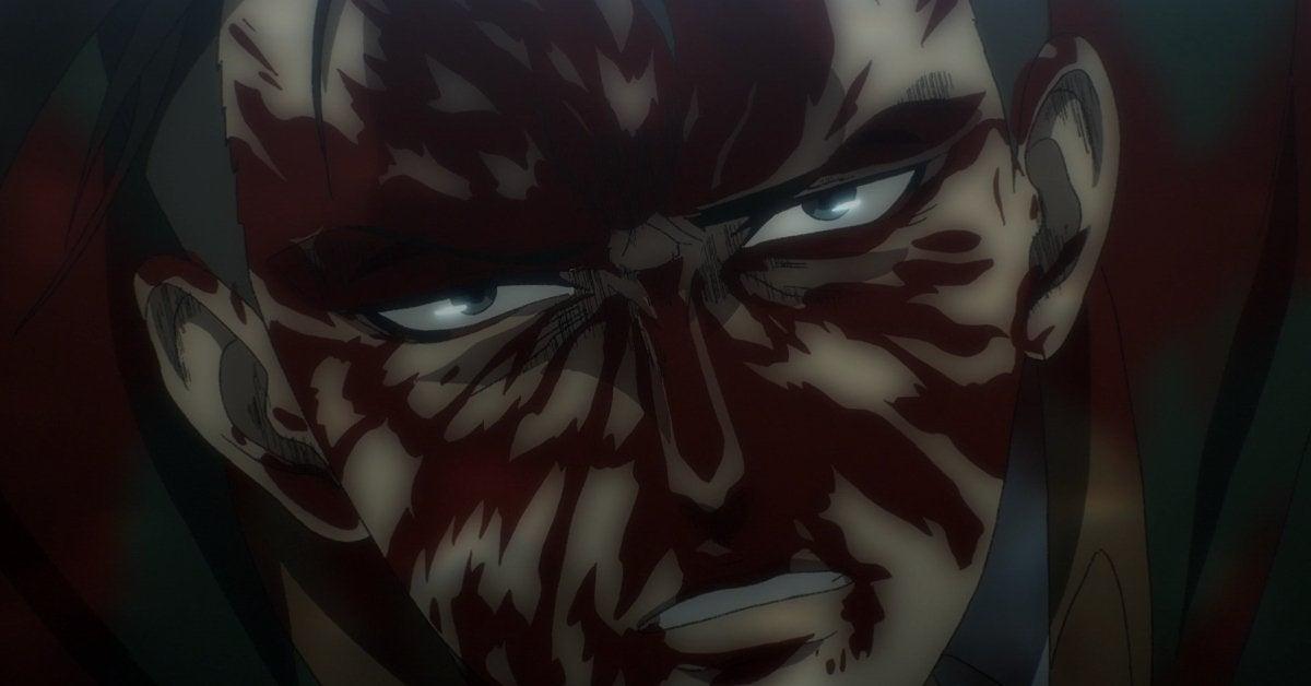 Attack on Titan Levi Fight Season 4
