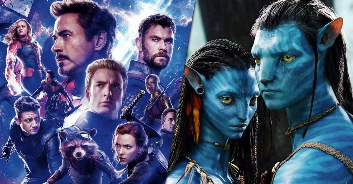 avengers endgame avatar box office record