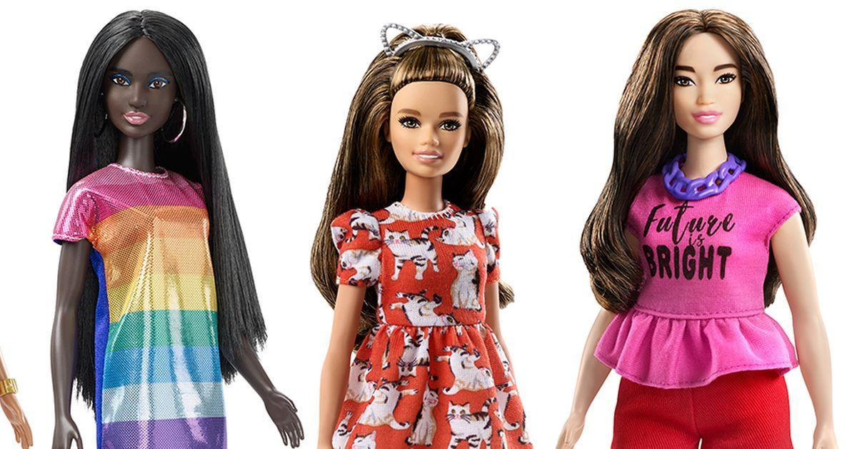 barbie competition series