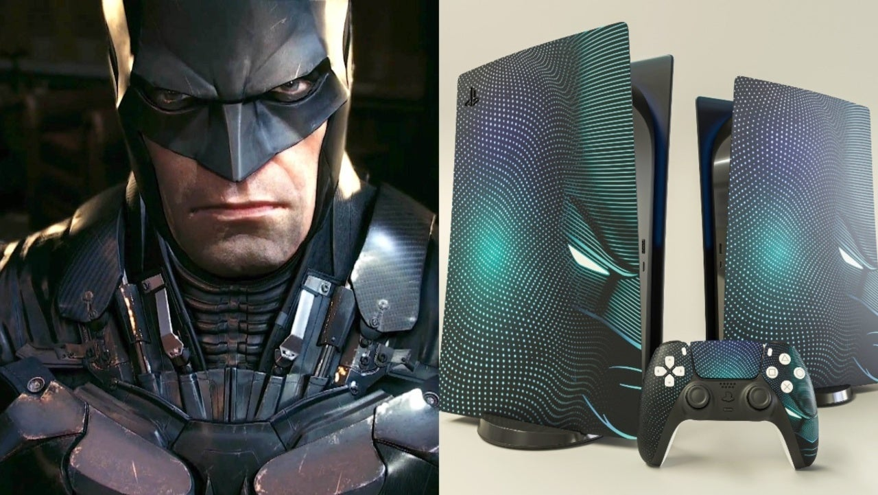 Batman PS5 and Xbox Series X Skins Will Soon Be Available - ComicBook.com