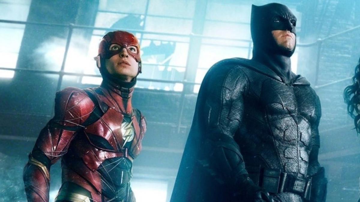 Batman Ben Affleck Flash Movie Zack Snyder