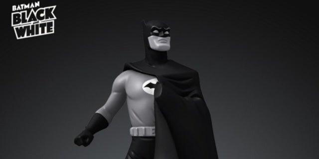 batman black and white darwyn cooke nft