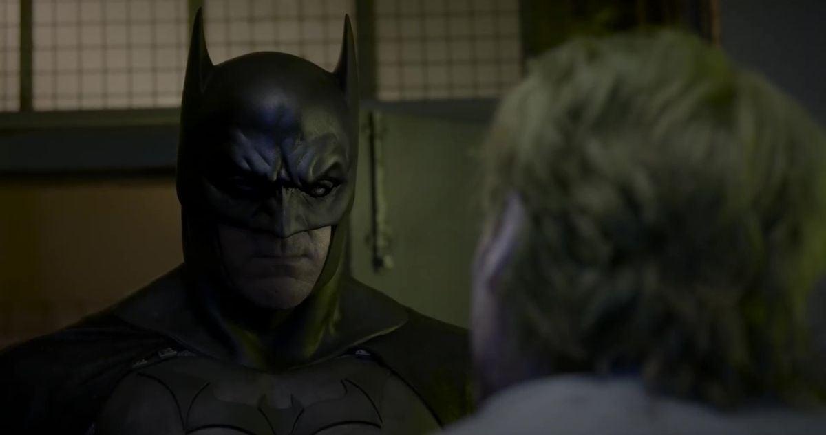 batman dying is easy short fan film