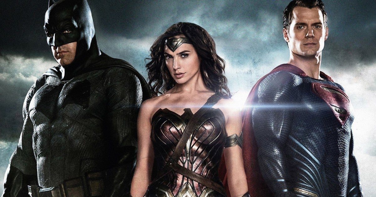 Batman v Superman Zack Snyders Justice League Connections Explained Spoilers
