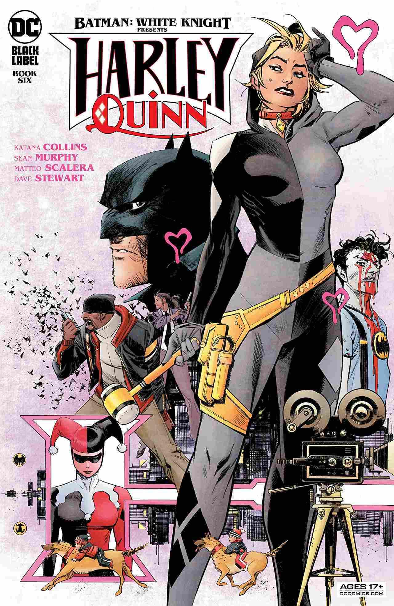 Batman White Knight Presents Harley Quinn #6