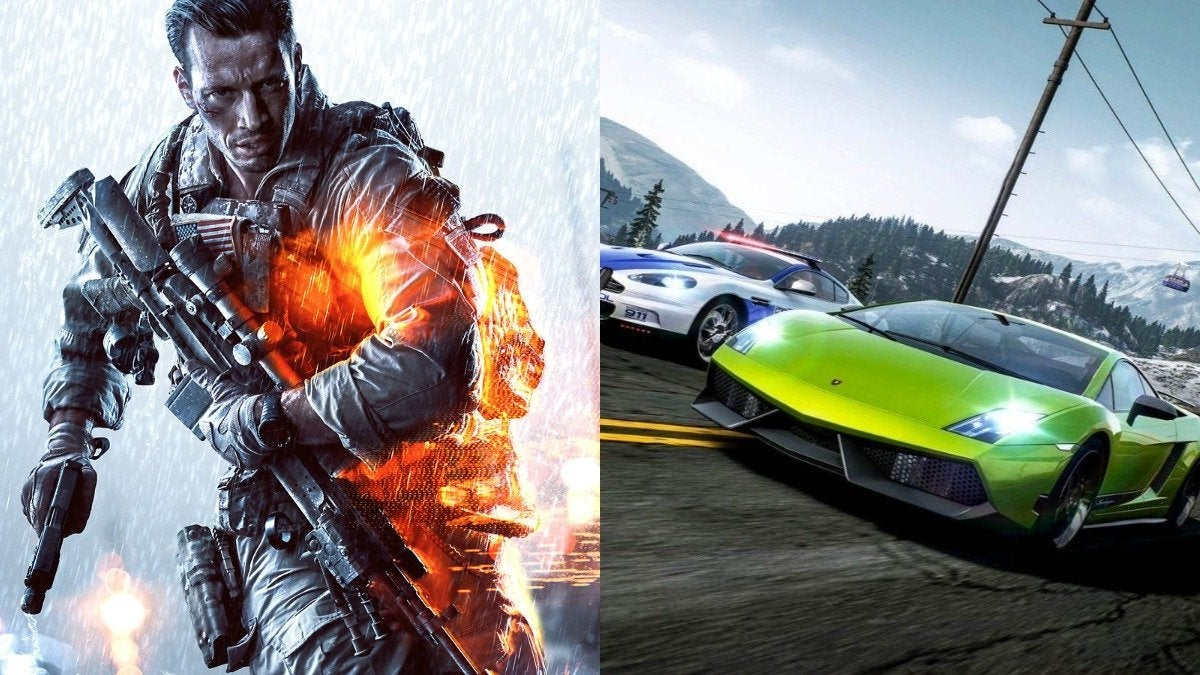 Battlefield 6 Need for Speed