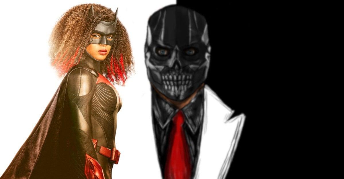 Batwoman Cast Black Mask Peter Outerbridge