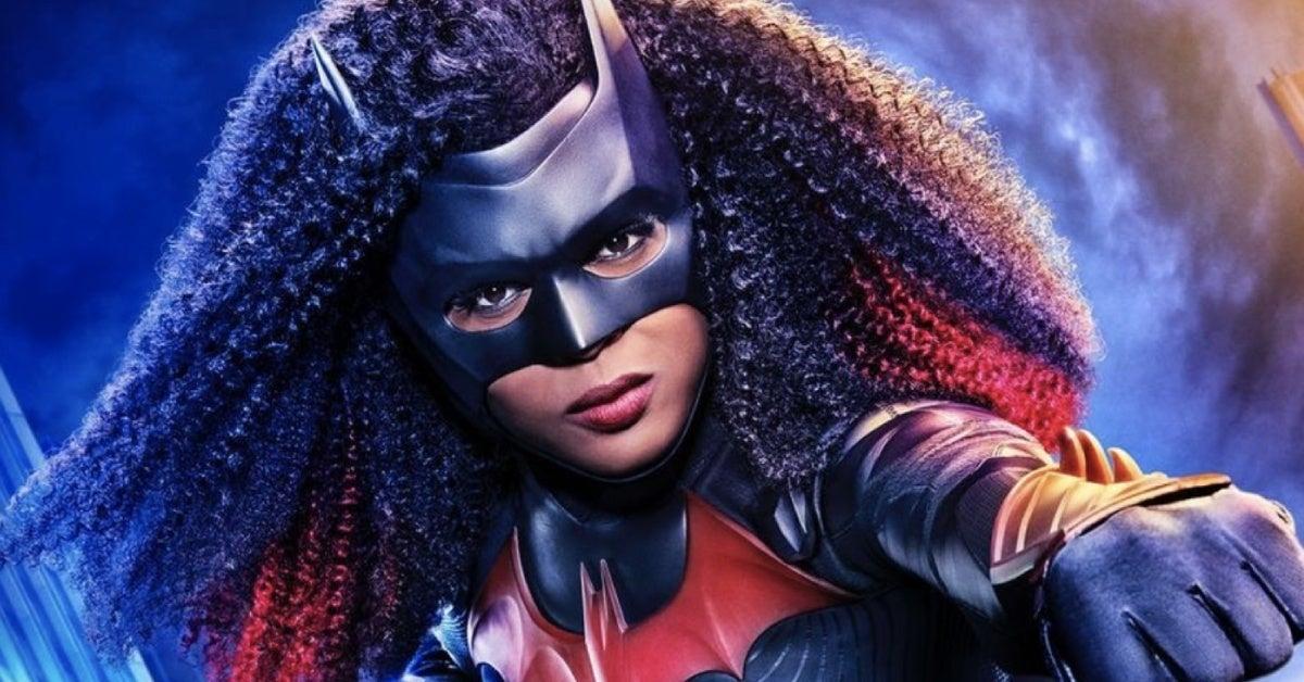 batwoman season 2 poster 2021