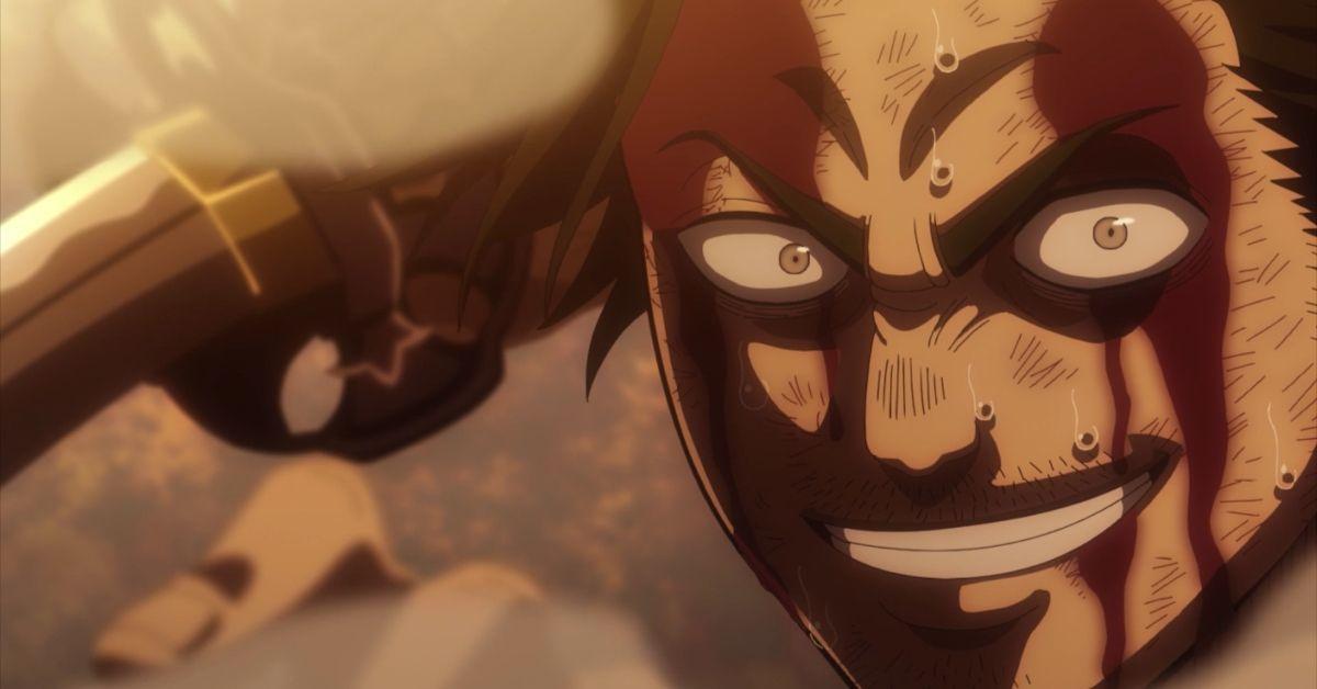 Black Clover Yami Death Thrust Anime