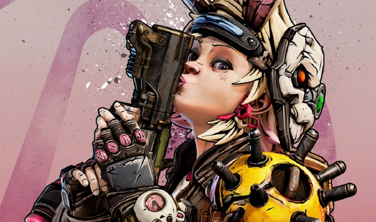 Borderlands Tiny Tina