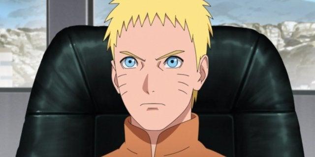Boruto Naruto Hokage Anime