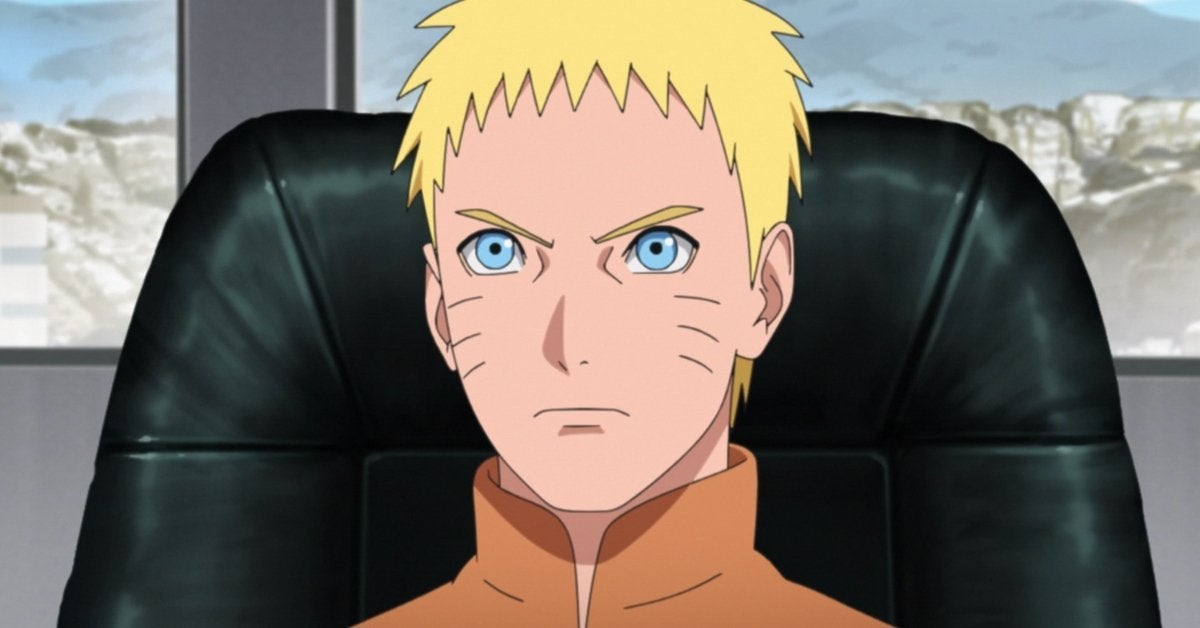 Boruto Teases Naruto And Kawaki S First Meeting