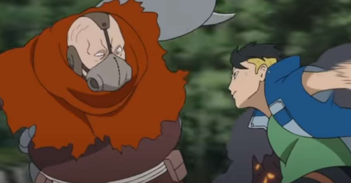 Boruto Naruto Kawaki Fight Youtube