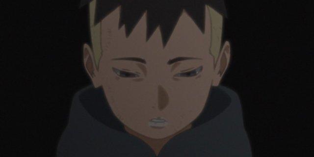 Boruto Naruto Kawaki Past Tease Anime
