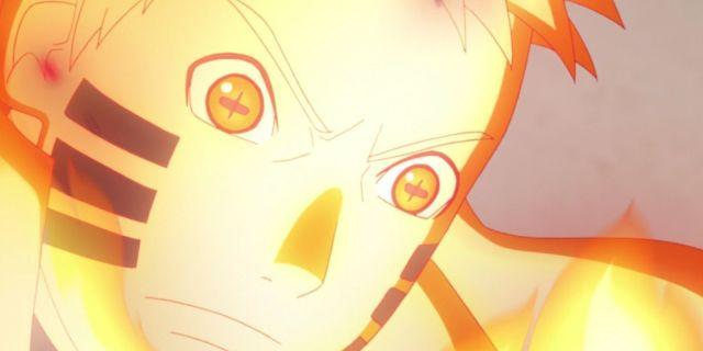 Boruto Naruto Nine Tails Anime