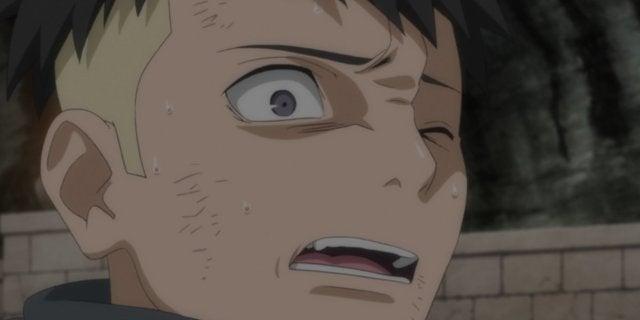 Boruto Naruto Young Kawaki Anime