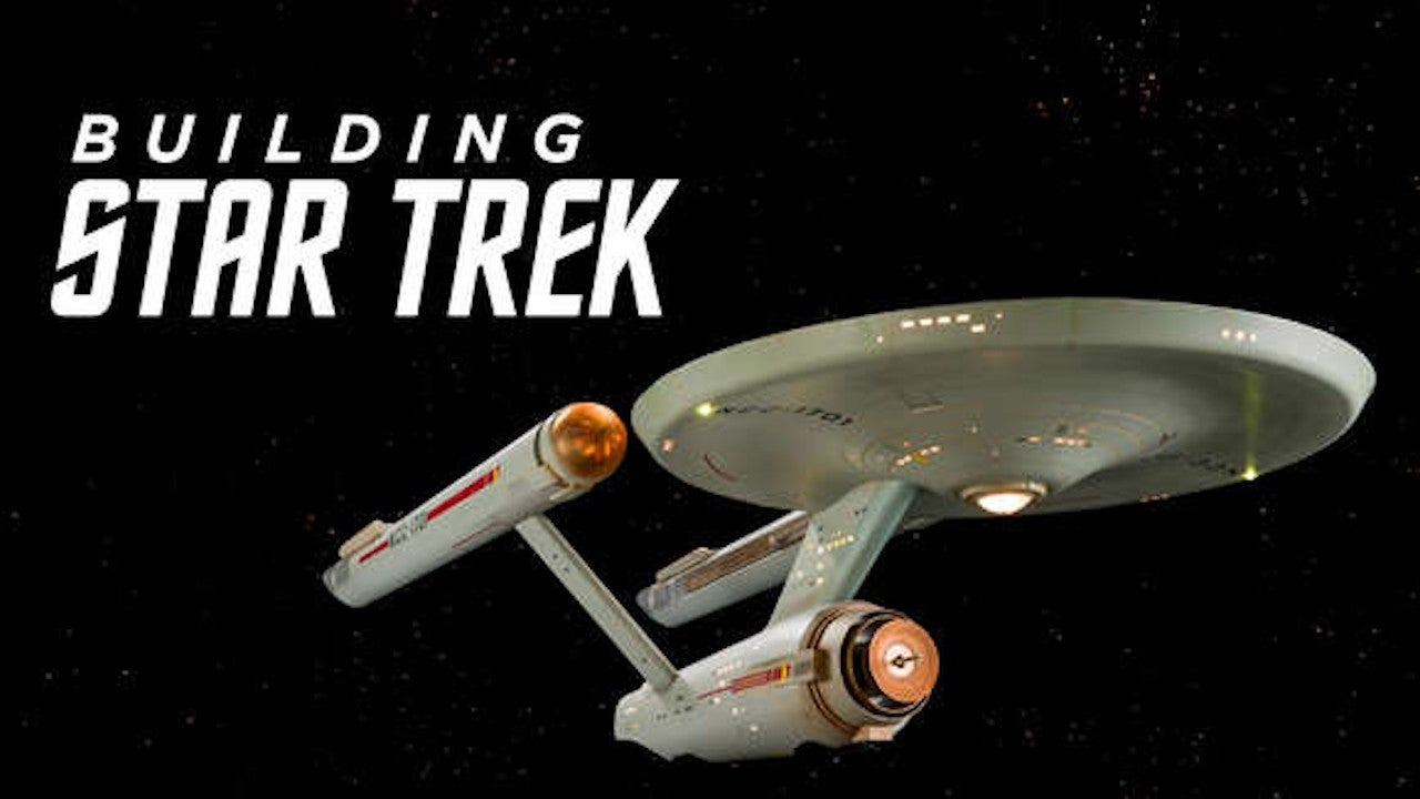 Building Star Trek On Paramount Plus