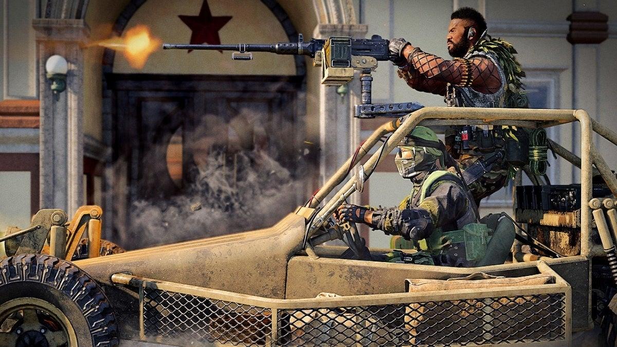 Call of Duty Black Ops Cold War Golova