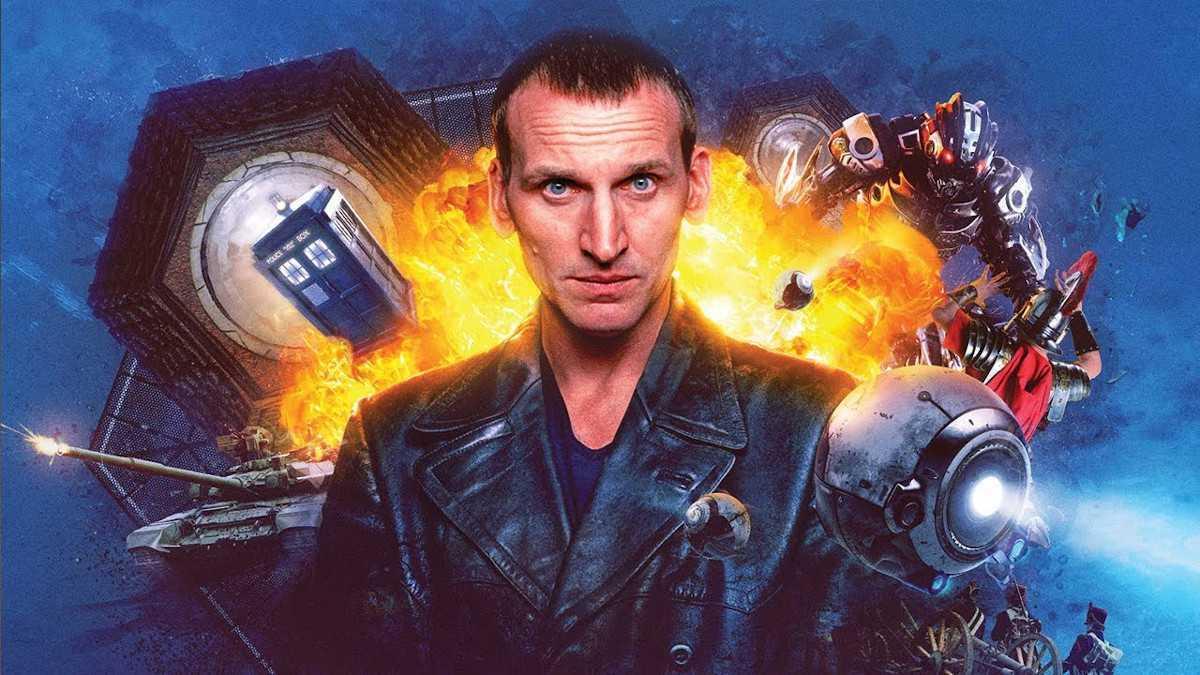 Christopher Eccleston Doctor Who Return Trailer