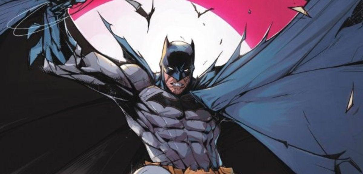 Comic Reviews - Batman Urban Legends #1