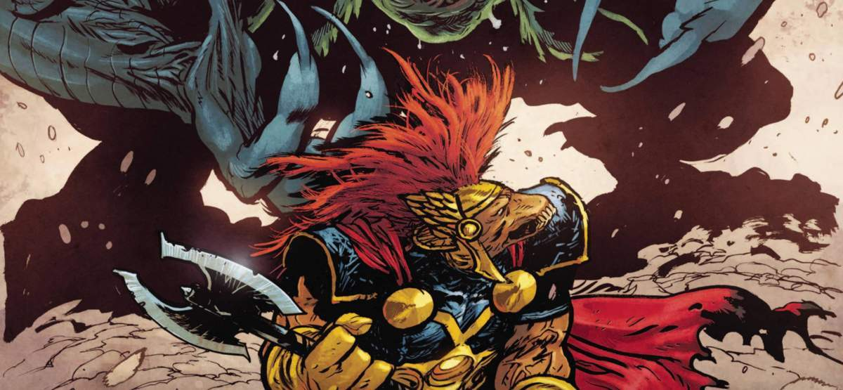 Comic Reviews - Beta Ray Bill #1