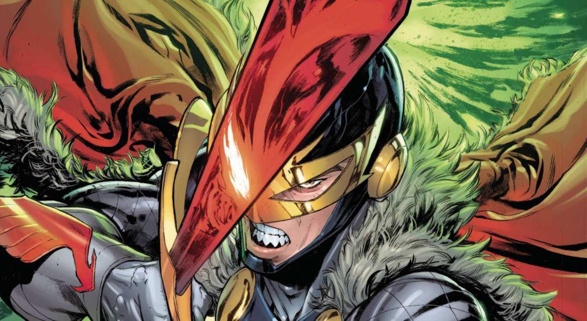 Comic Reviews - Black Knight Curse of the Ebony Blade #1