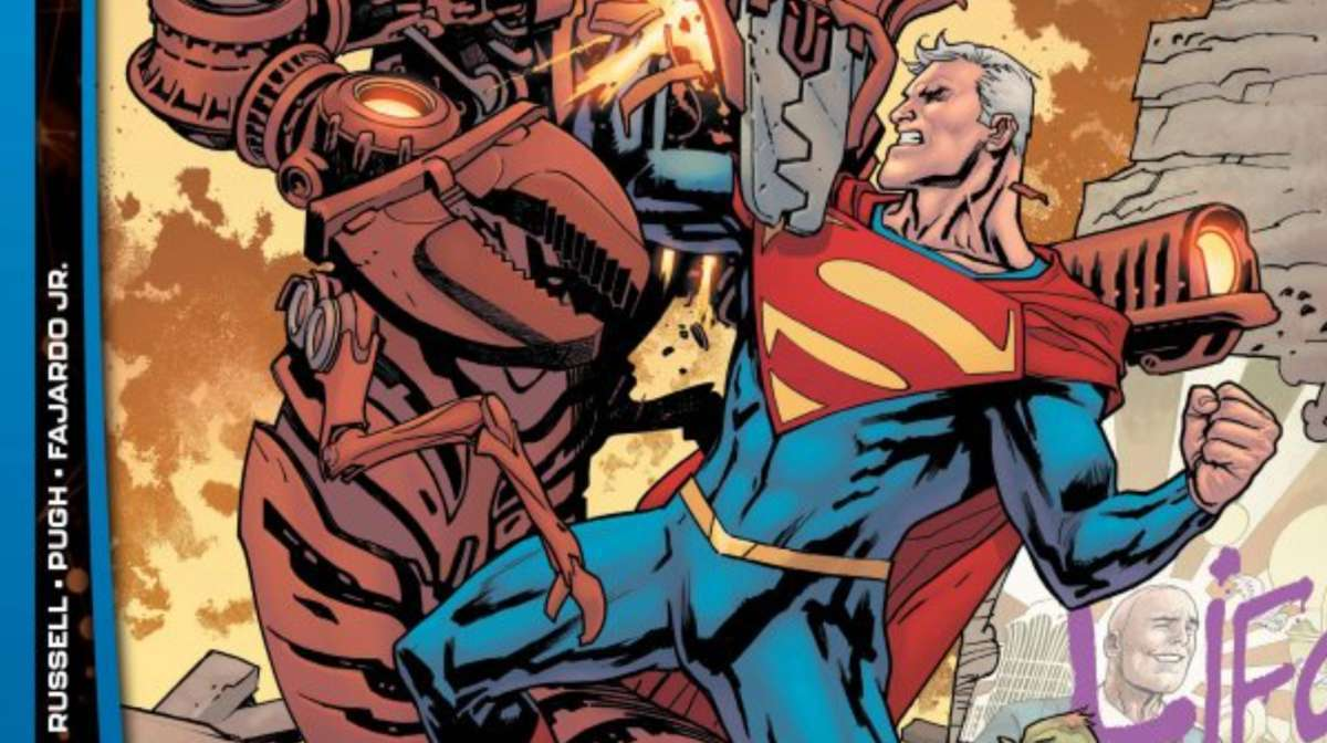 Comic Reviews - Future State Superman vs Imperious Lex #3