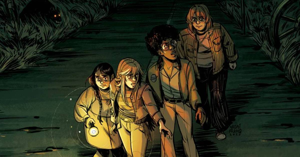 Comic Reviews - Proctor Valley Road #1