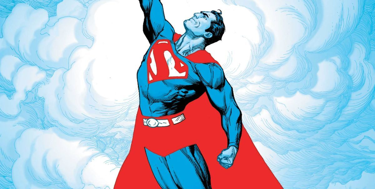 Comic Reviews - Superman Red & Blue #1