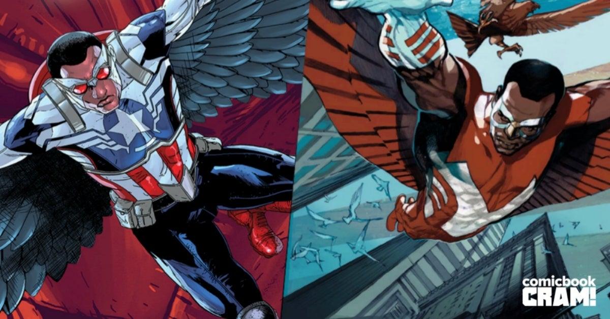ComicBook CRAM The Falcon Top 5 COMICBOOKCOM