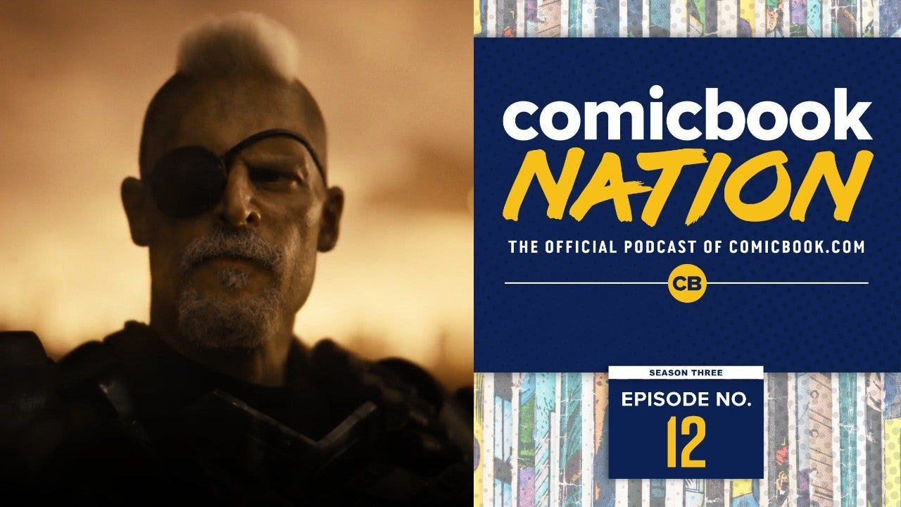 ComicBook Nation Joe Manganiello Interview Justice League Snyder Cut Batman Deasthroke Movie Spoilers