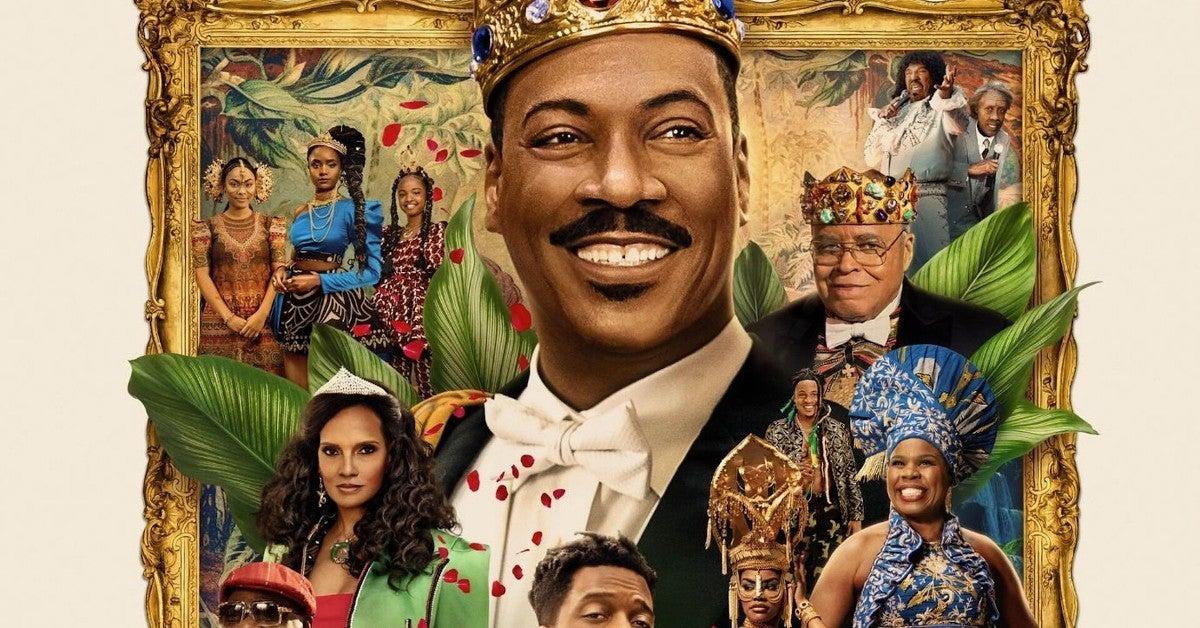 Coming 2 America Biggest Streaming Movie Opening Weekend 2020 2021