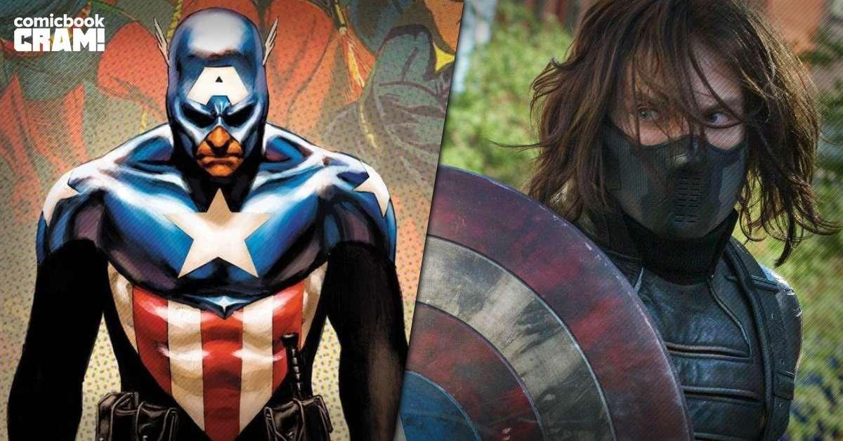 CRAM FWS - Bucky Captain America