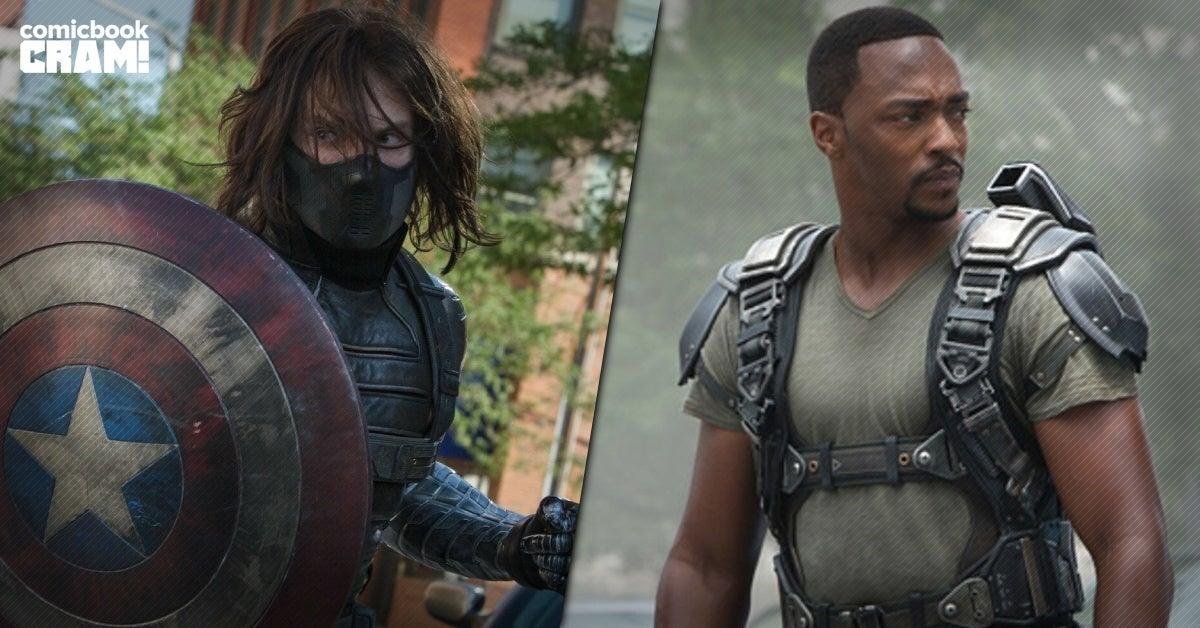 CRAM FWS - Captain America Winter Soldier