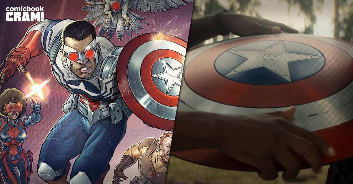 CRAM FWS - Sam Wilson Captain America