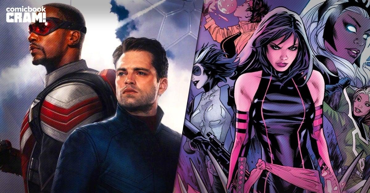 CRAM FWS - X-Men