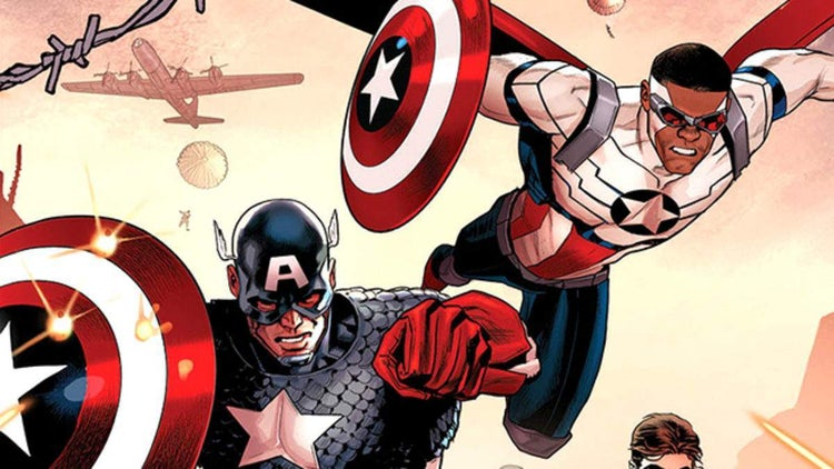 cram generations captain america comics