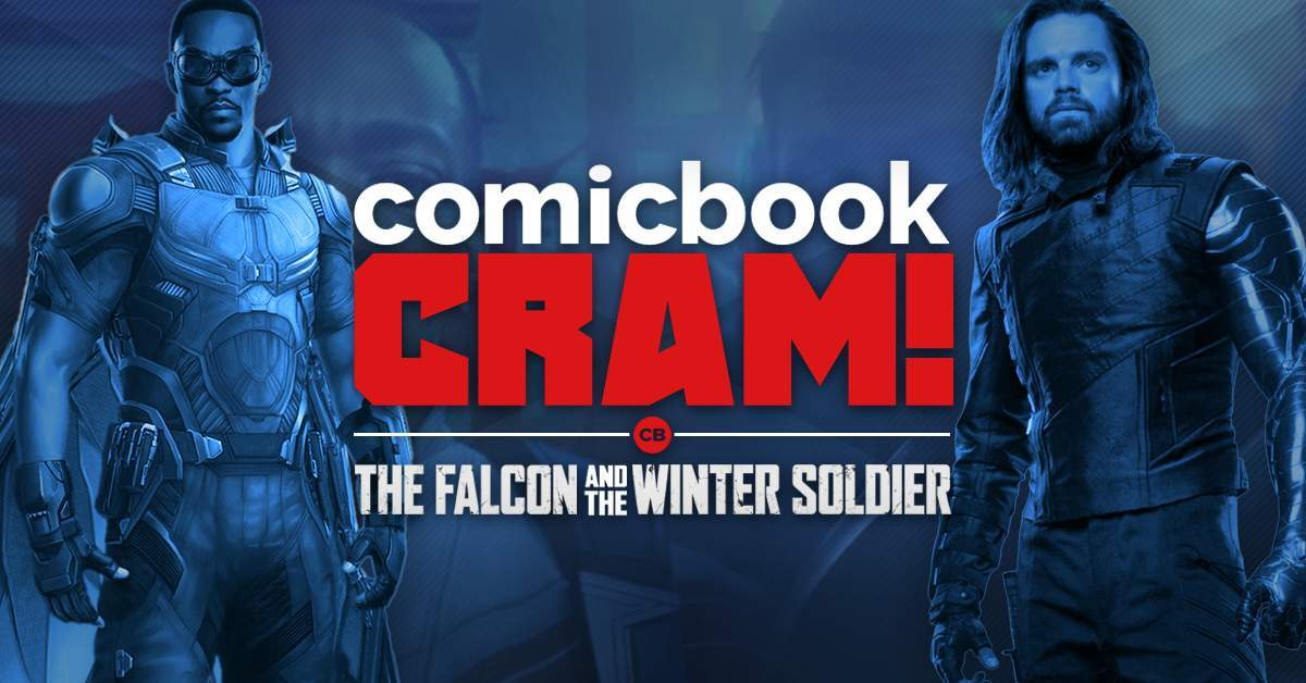 CRAM The Falcon and the Winter Soldier Main
