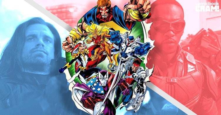 CRAM WHo are the THunderbolts