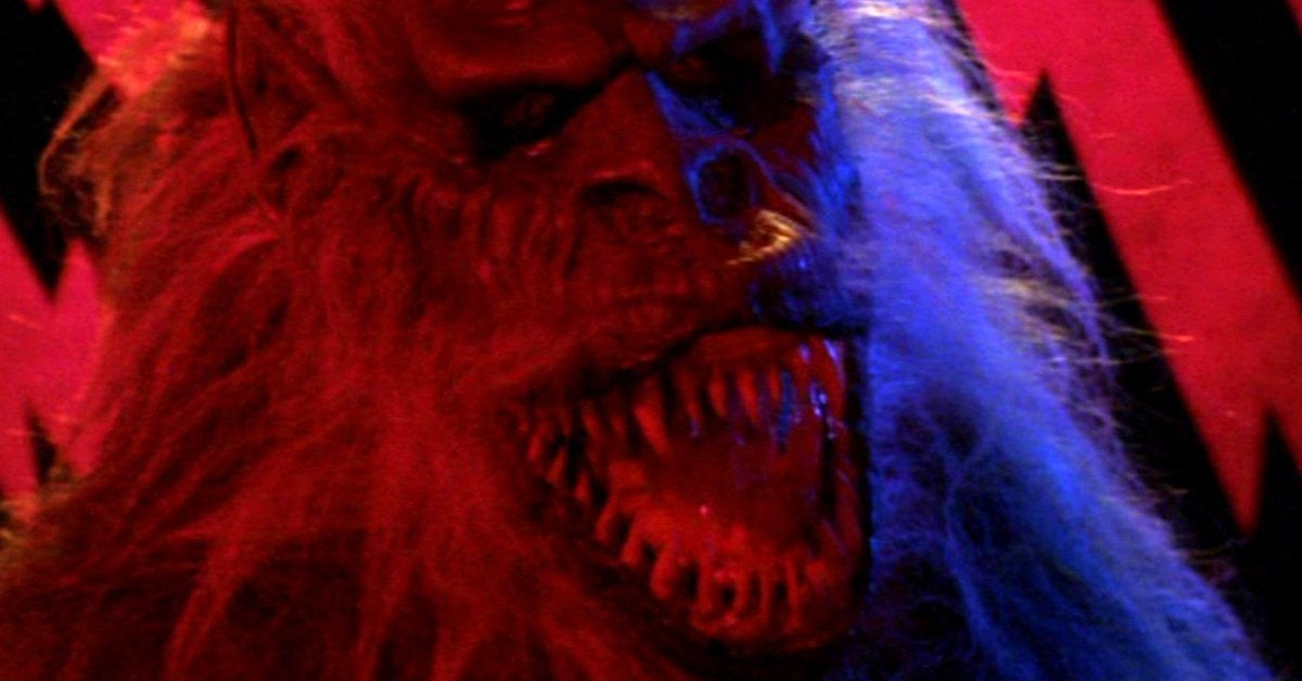 creepshow movie 1982 fluffy