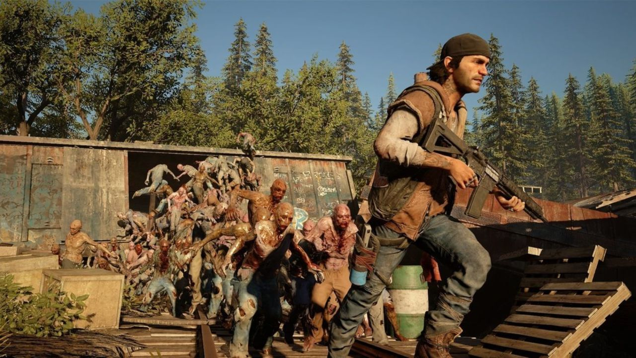 comicbook.com - Logan Moore - Days Gone Actor Thanks Fans for Continued Support of the Game