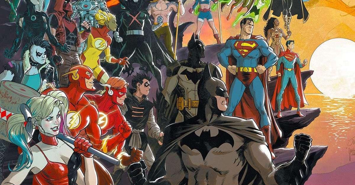 DC Infinite Frontier